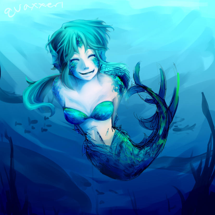 63. Ocean by quaxxerl