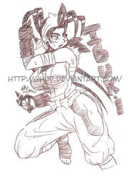 SF IBUKI Pencil by GH07