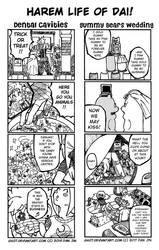 Life of Dai 4Koma 08