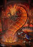 Volvagia - Ocarina of Time