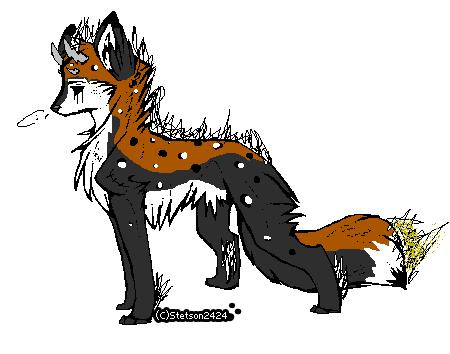 Jenshiru Wolf Fursona By Blackwolfcry94 On DeviantART