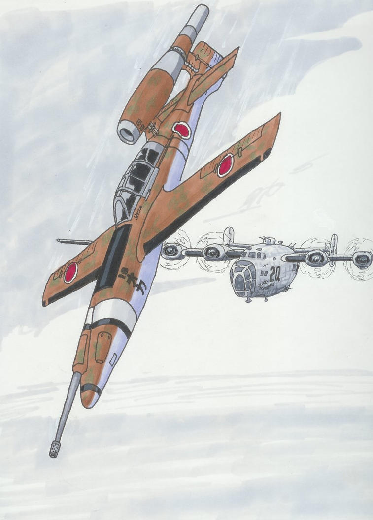 wwii aircraft idea by funtimecthulhu