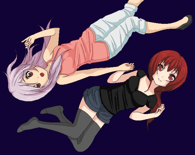 :Opposites: by Aika-Hikari122