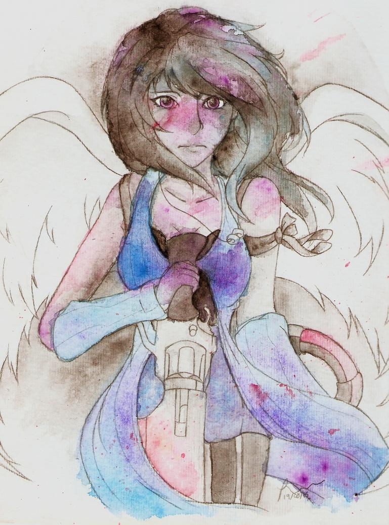 Angel With A Shotgun by Aika-Hikari122