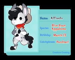 CC | Alfredo App! by pingodingo