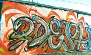 spring graffiti by adeptizm
