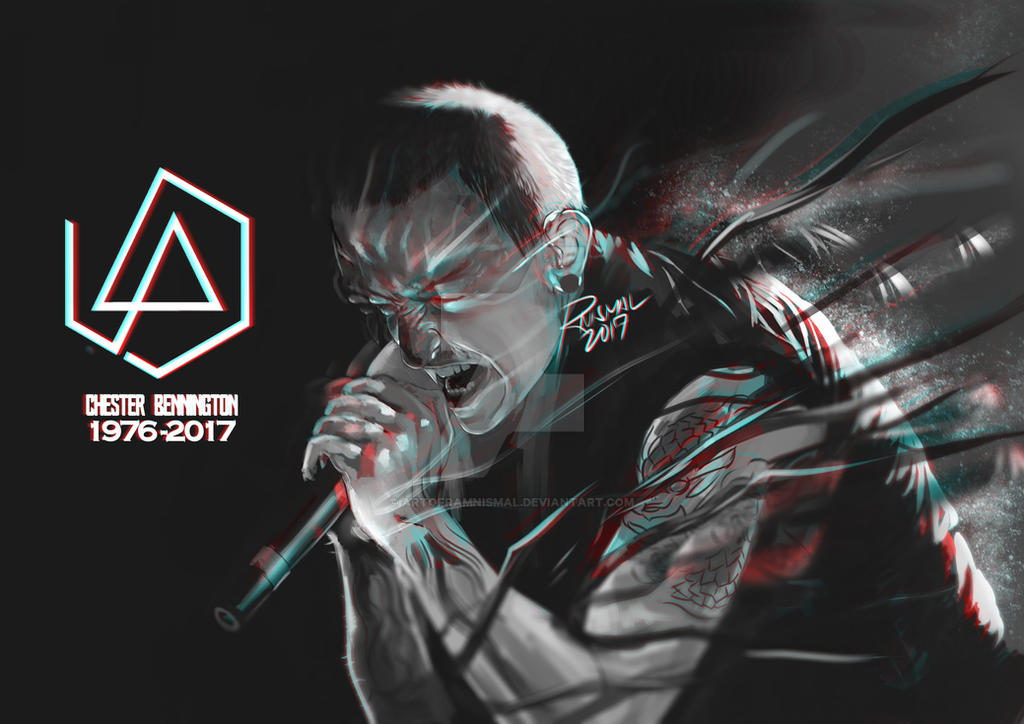 linkin_park___chester_bennington_by_arto