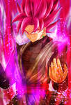 Dragon Ball Super : Super Saiyan Rose Goku