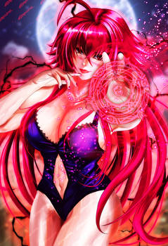 High School DxD : Rias Gremory