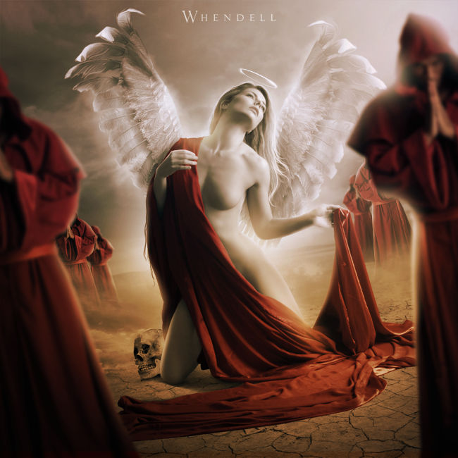 Evil Angel by Whendell