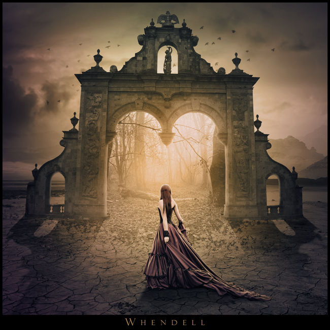 Autumn Portal by Whendell