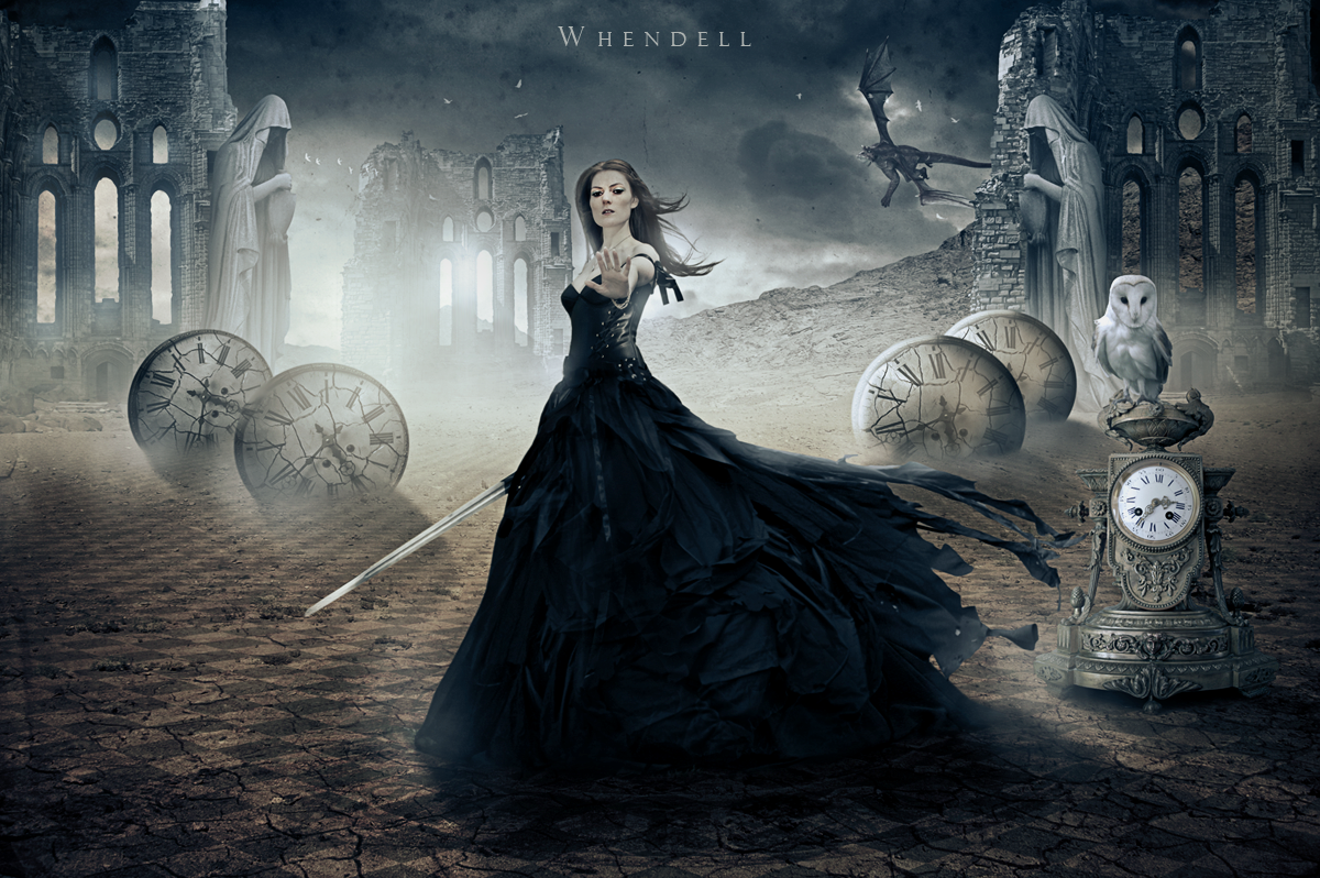 Warrior of Time by Whendell