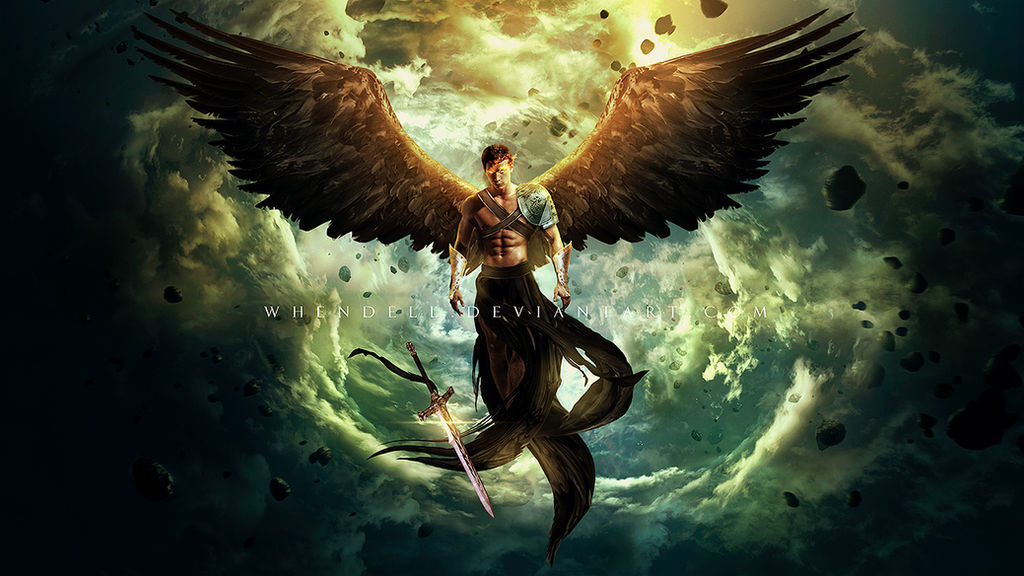 Apocalypse Angel II by Whendell