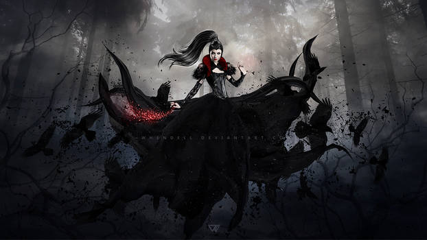 Lady of the Crows II