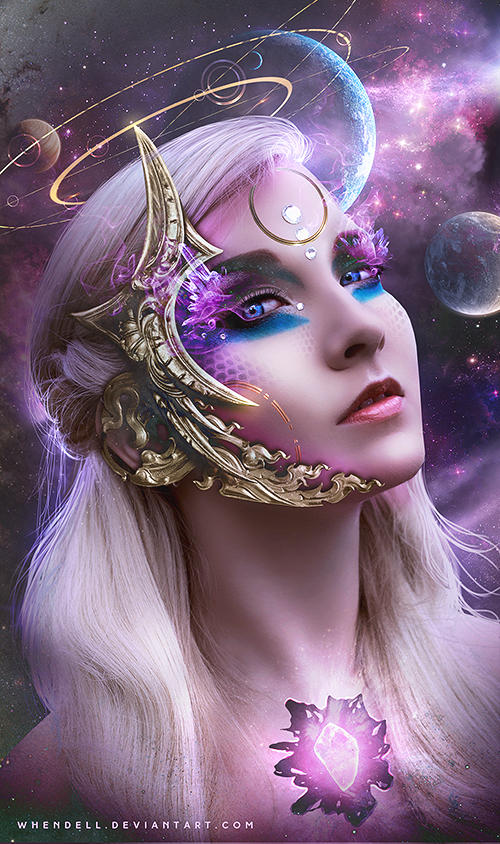Cosmic Princess by Whendell