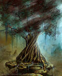 Wise Tree by Whendell