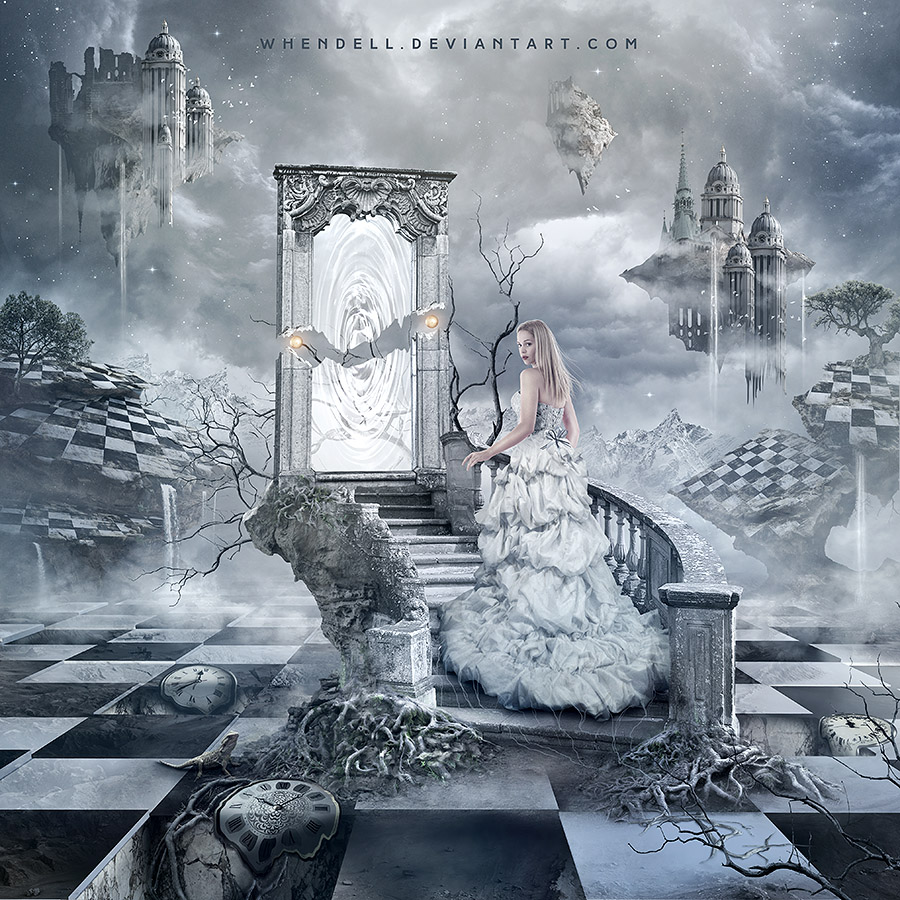 Goodbye Surrealand by Whendell