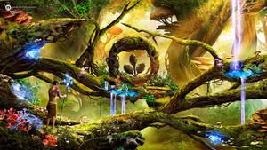 Hidden secrets of the forest