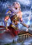 Zeus, King of Gods