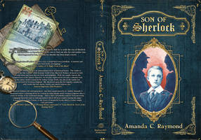 Son of Sherlock - Book Cover