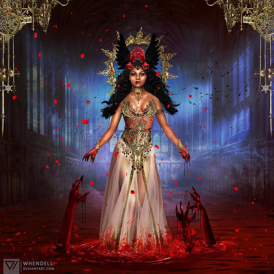 Vampire by Whendell