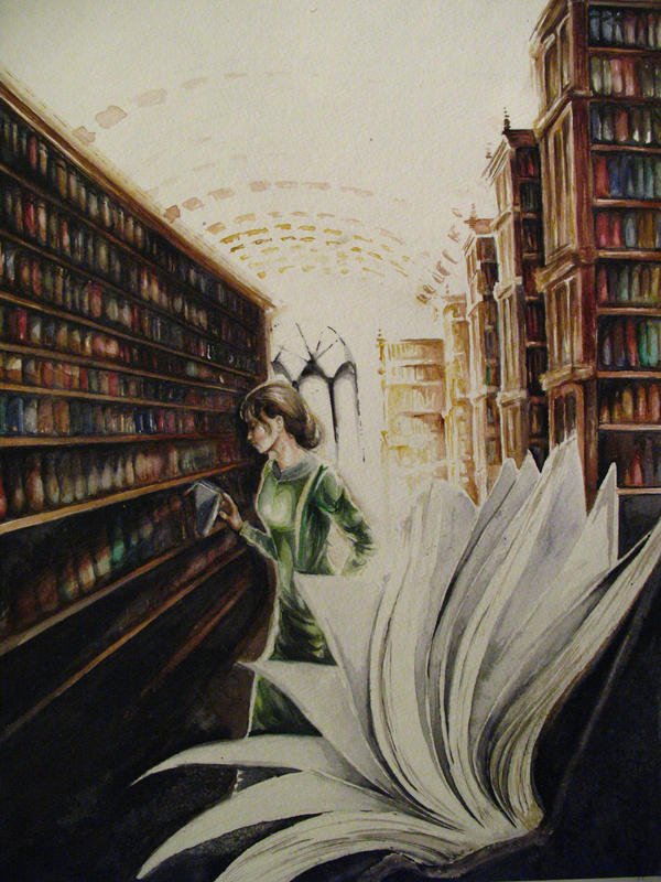 In a Library by situo