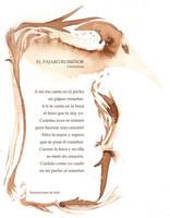 UnPajaro by unpuntito