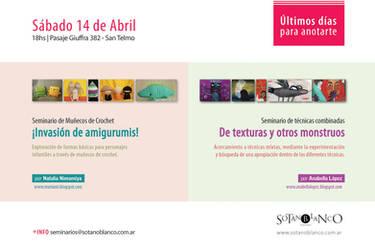 Seminario en Sotano Blanco by unpuntito
