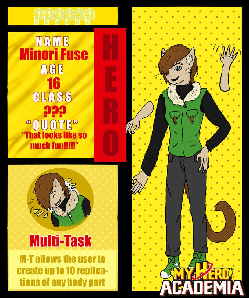 Minori Fuse by greenzor13