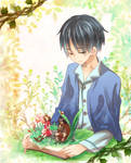 Arrietty and Sho 2