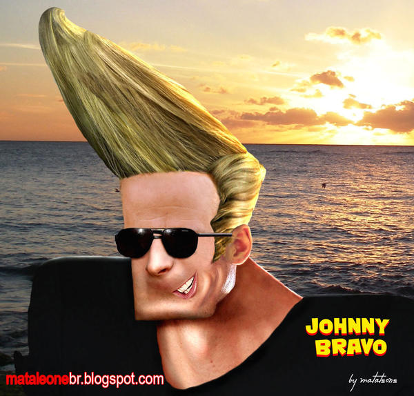 Johnny Bravo real