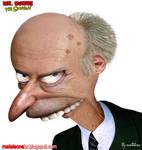 Mr. Burns real
