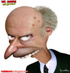 Mr. Burns real