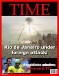 Rio under foreign attack
