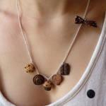 Chocolate neckless