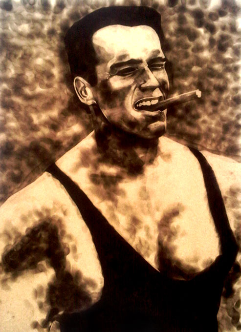 Arnold Swarzenegger