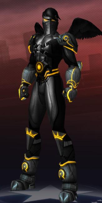 Dust Raven Incarnate