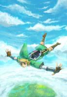 Skyward Sword by anocurry