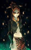 Midna by anocurry