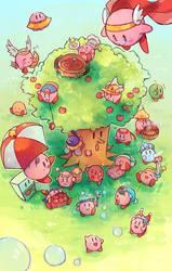 25 years of Kirby