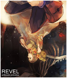 Revel artbook preview by anocurry