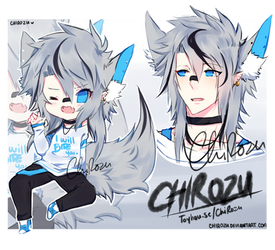 Wolf boy | Adoptable - CLOSED TY by Ichirozu