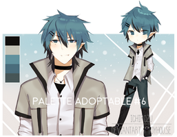 [ Mystery Palette Adoptable #6 ] - CandyChoi