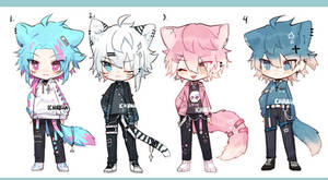 [ADOPTABLE] Mixed batch / CLOSED TY