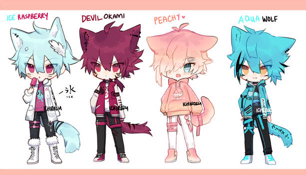 [ADOPTABLE] Mixed batch / CLOSED