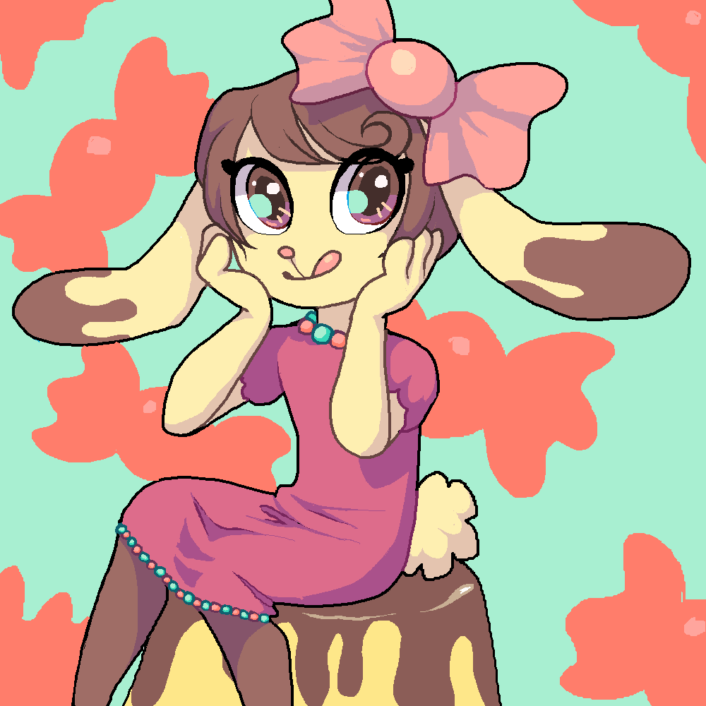 Candy Lapin By Takasobe On Deviantart