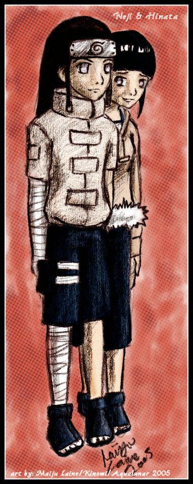 Naruto: NejiHina by aqua-lunar