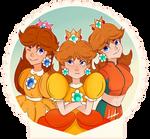 NINTENDO: Daisy por 3