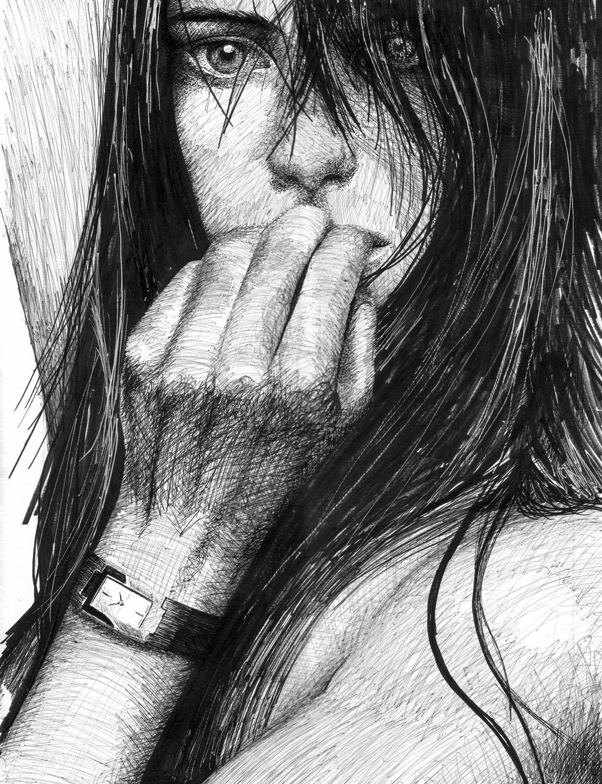 Anxiety by Scuderia0716 on DeviantArt