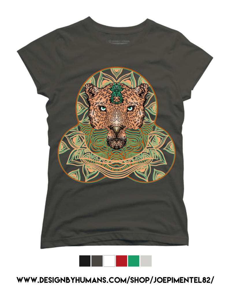 Shapeshifter Womens Tee by dehydrated1